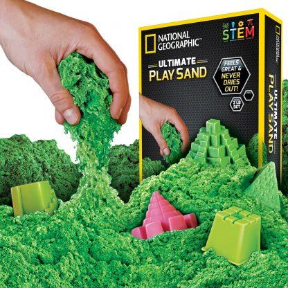 National Geographic kinetinis smėlis