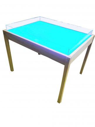 Šviesos stalas Medinukas su smėlio ir vandens Anstaliu