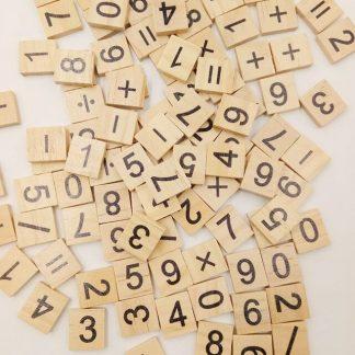 Mediniai skaičiukai